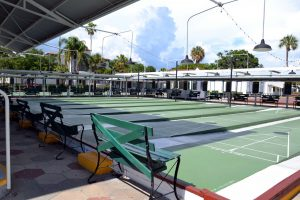 St. Petersburg Shuffleboard Club is free on Fridays